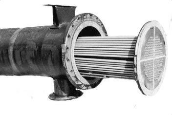 Трубный пучок для подогревателей ПП1 и ПП2