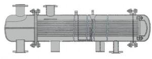Пп 1-50-2-ll кожухотрубный теплообменник теплообменники gx 42